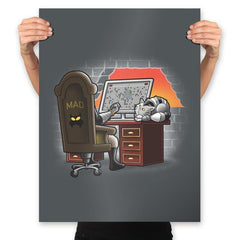 Madsweeper - Prints - Posters - RIPT Apparel