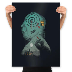 Master of Suspense - Prints - Posters - RIPT Apparel
