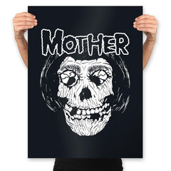 Motherfits - Prints - Posters - RIPT Apparel