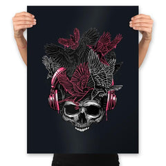 Music In My Soul - Prints - Posters - RIPT Apparel