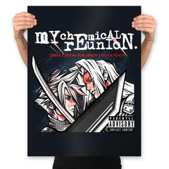 My Chemical Reunion - Prints - Posters - RIPT Apparel