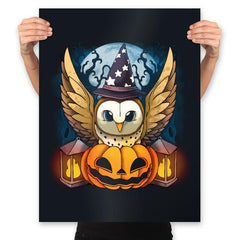 Olloween - Prints - Posters - RIPT Apparel