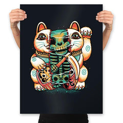 Out Of Luck - Prints - Posters - RIPT Apparel