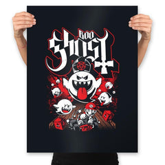 Papa Boo - Anytime - Prints - Posters - RIPT Apparel