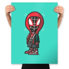 Peanut Spida - Prints - Posters - RIPT Apparel