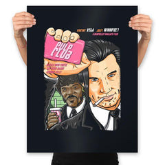 Pulp Club - Prints - Posters - RIPT Apparel