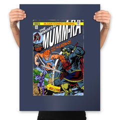Return of Immortal Mumm-ra - Prints - Posters - RIPT Apparel