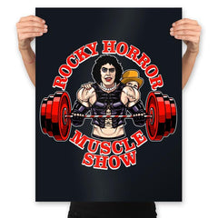 Rocky Horror Muscle Show - Prints - Posters - RIPT Apparel