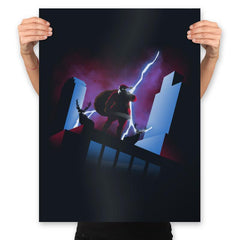 Santa: The Xmas Series - Prints - Posters - RIPT Apparel