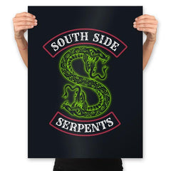 South Side Serpents - Prints - Posters - RIPT Apparel