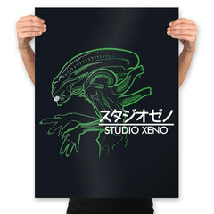 Studio Xeno - Prints - Posters - RIPT Apparel