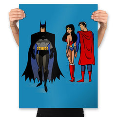 Super Jealous - Prints - Posters - RIPT Apparel