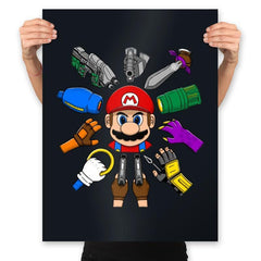 Super Wickio - Prints - Posters - RIPT Apparel
