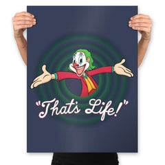 That's Life - Prints - Posters - RIPT Apparel