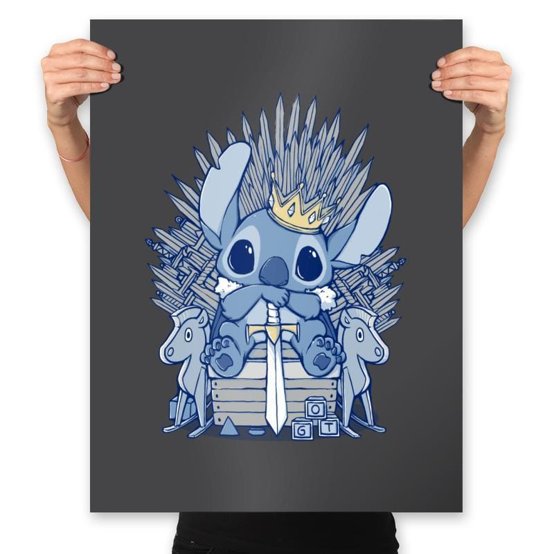 The 626 Throne - Anytime - Prints - Posters - RIPT Apparel