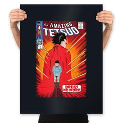 The Amazing Tetsuo - Prints - Posters - RIPT Apparel