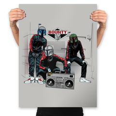 The Bounty Boys - Prints - Posters - RIPT Apparel