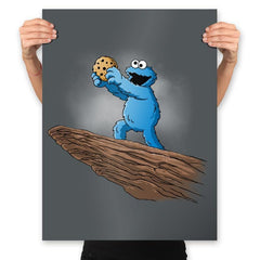 The Cookie King - Prints - Posters - RIPT Apparel
