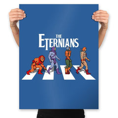 The Eternians - Prints - Posters - RIPT Apparel