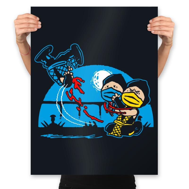 The Fatality Gag - Prints - Posters - RIPT Apparel