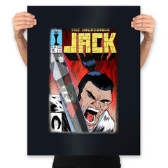 The Incredible Jack - Prints - Posters - RIPT Apparel