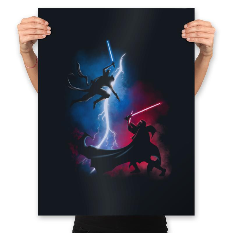 The Scavenger Returns - Prints - Posters - RIPT Apparel