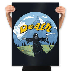 The Sound of Death - Prints - Posters - RIPT Apparel