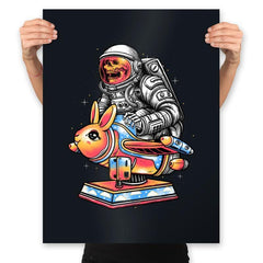 The Universe Is Calling - Prints - Posters - RIPT Apparel