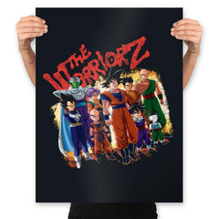 The WarriorZ - Anytime - Prints - Posters - RIPT Apparel