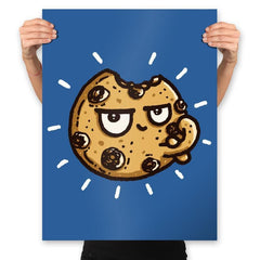 Tough Cookie - Prints - Posters - RIPT Apparel