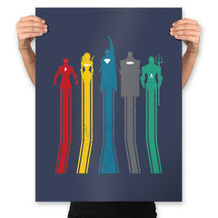 United Retro - Prints - Posters - RIPT Apparel
