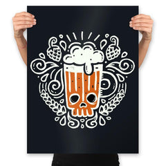 Yummy Hops - Prints - Posters - RIPT Apparel