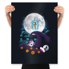 Z Nightmare - Prints - Posters - RIPT Apparel