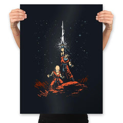 Z Warriors - Prints - Posters - RIPT Apparel