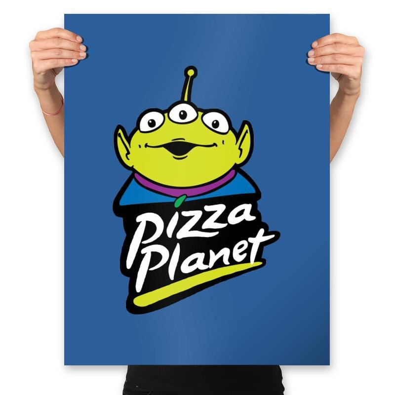 Za Planet - Prints - Posters - RIPT Apparel