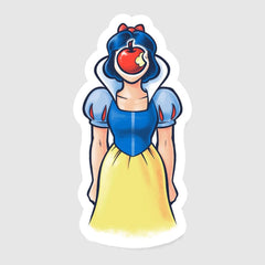 Princess of Mann Exclusive - Sticker - Stickers - RIPT Apparel