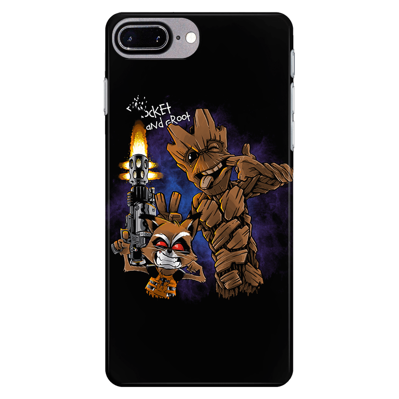 Spiff Pals Exclusive - iPhone Case - Phone Cases - RIPT Apparel