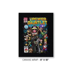 The Power Gauntlet Exclusive - Canvas Wraps - Canvas Wraps - RIPT Apparel
