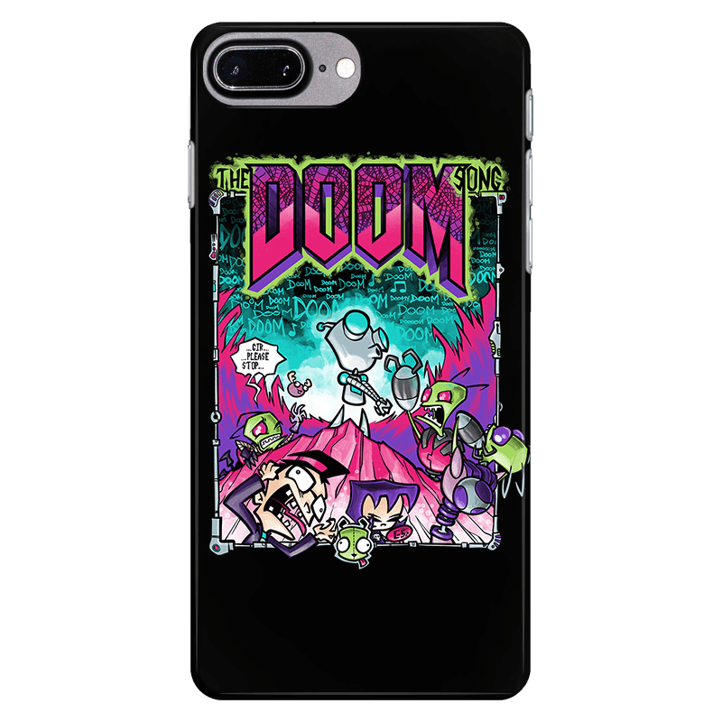 The Doom Song Exclusive - iPhone Case - Phone Cases - RIPT Apparel