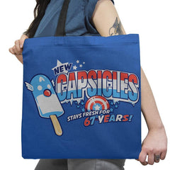 Capsicles Exclusive - Tote Bag - Tote Bag - RIPT Apparel