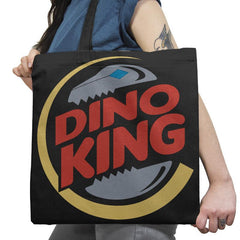 DinoKing Exclusive - Shirtformers - Tote Bag - Tote Bag - RIPT Apparel