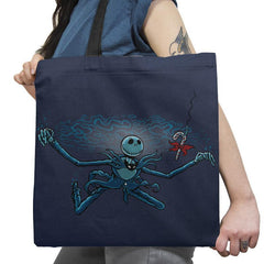 Nevermind Jack Exclusive - 90s Kid - Tote Bag - Tote Bag - RIPT Apparel