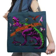Predacon Park Exclusive - Tote Bag - Tote Bag - RIPT Apparel
