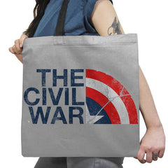 The Civil War Exclusive - Tote Bag - Tote Bag - RIPT Apparel
