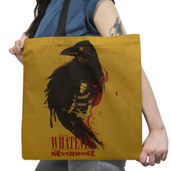 Whatever, Nevermore Exclusive - 90s Kid - Tote Bag - Tote Bag - RIPT Apparel