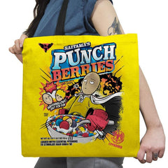 Punch Berries Exclusive - Tote Bag - Tote Bag - RIPT Apparel