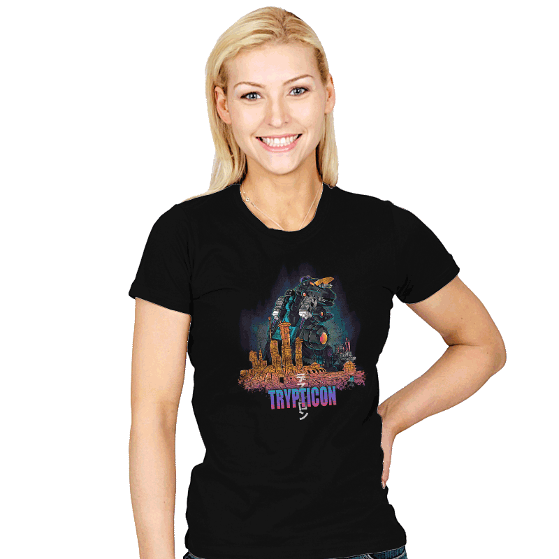 Zillacon Exclusive - Womens - T-Shirts - RIPT Apparel