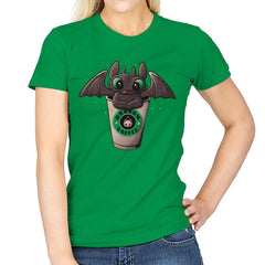 Dragon's Drip - Womens - T-Shirts - RIPT Apparel
