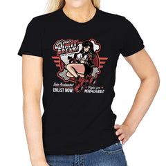 Limit Break with Tifa - Womens - T-Shirts - RIPT Apparel