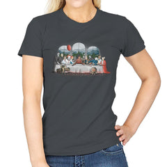 Terror Dinner - Womens - T-Shirts - RIPT Apparel